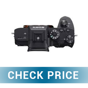 Sony a7 III ILCE7M3/B Interchangeable-Lens Camer