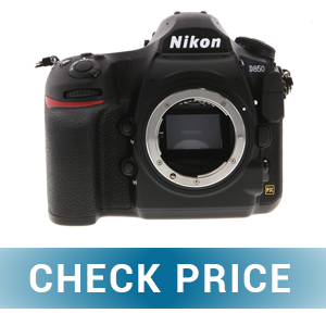Nikon D850 4K Camera